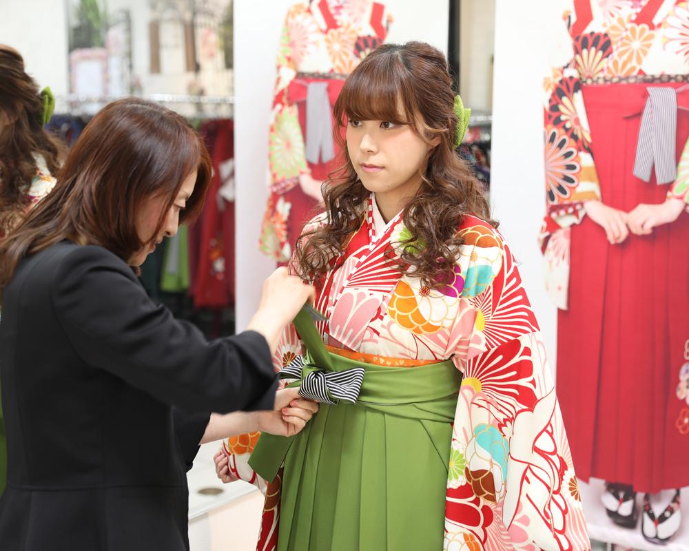 仙台長町店卒業袴展示会!5/9(土)~5/31(日)まで